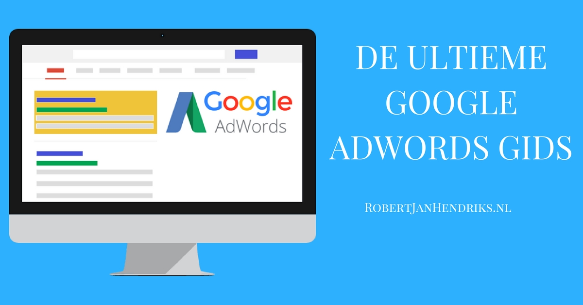 adverteren met Google AdWords