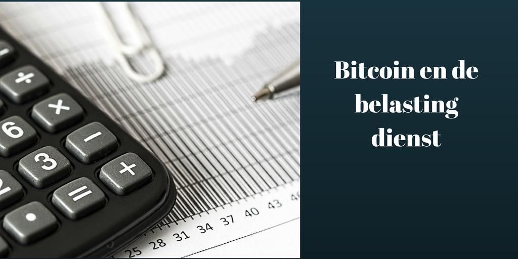 Bitcoin belastingdienst