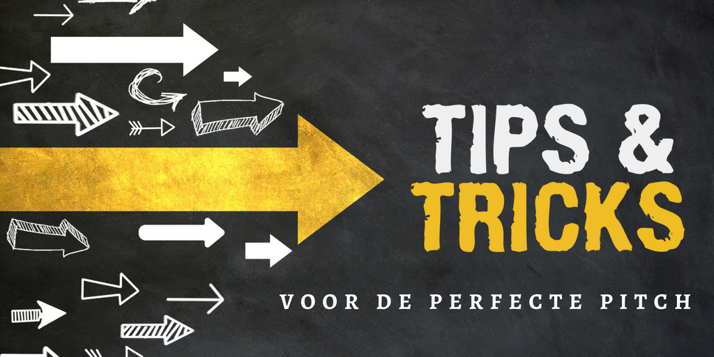 tips voor de perfecte pitch