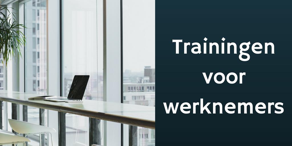 trainingen voor werknemers