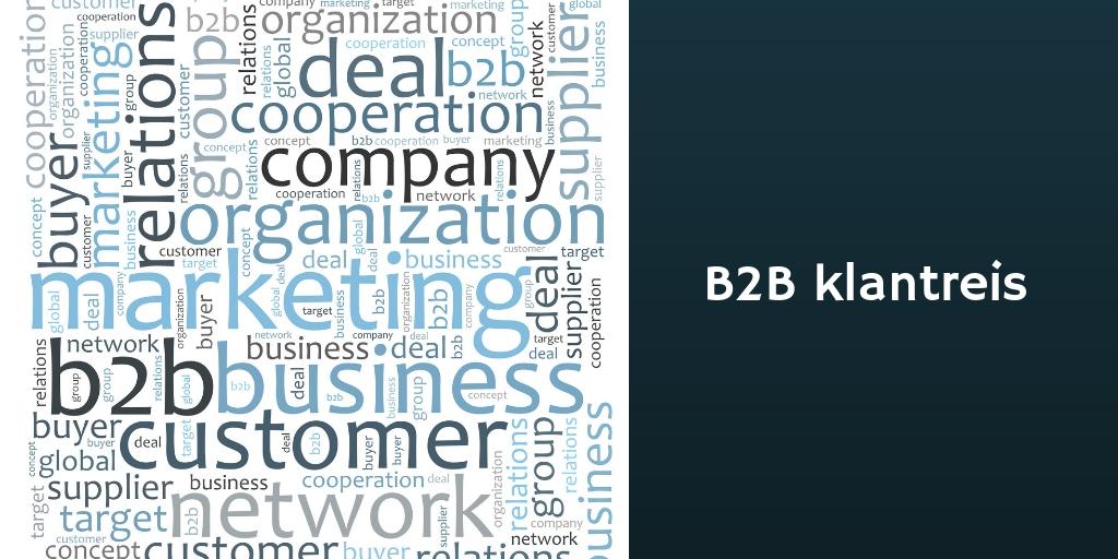 b2b klantreis
